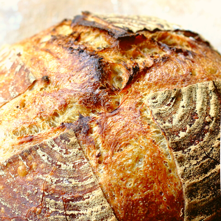 Loaf of bread by Lovingly Baked by Anthea
