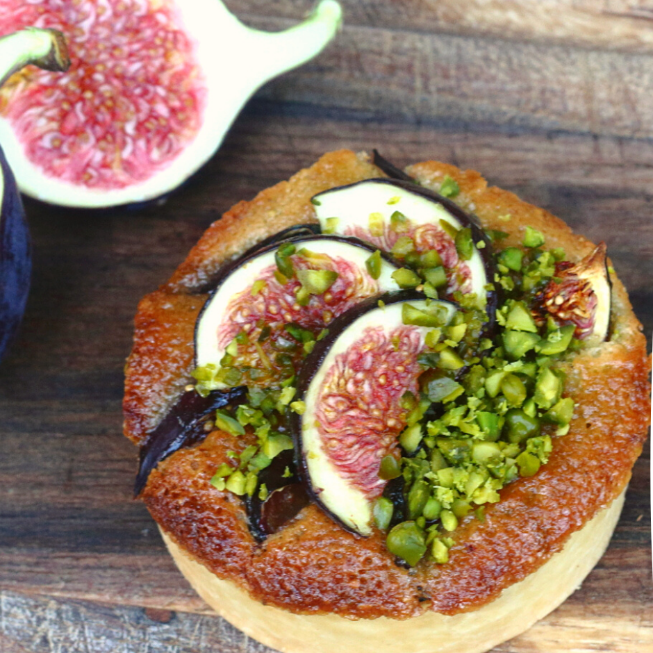 Fig Tartlet by Lovingly Baked by Anthea