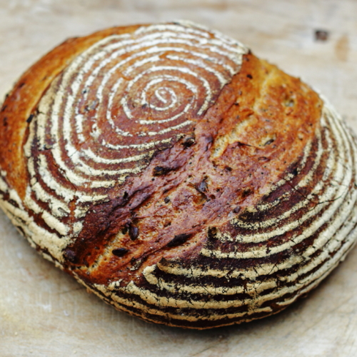 Artisan bread loaf by lovingly baked by anthea
