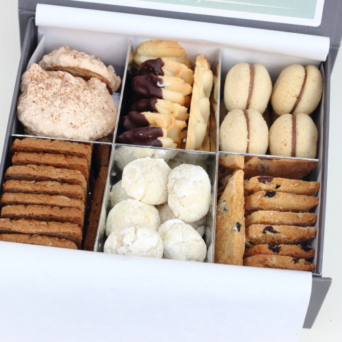 Biscuit Gift Box by Lovingly Baked by Anthea