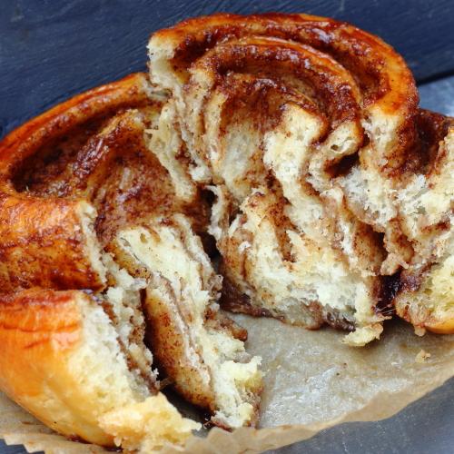 Cinnamon Rolls - Lovingly Baked by Anthea