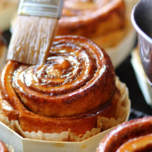 Cinnamon Rolls by Lovingly Baked by Anthea